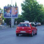 Podgorica - backlight