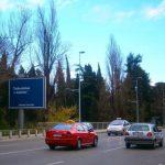 Podgorica - billboard 2