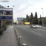 Podgorica - billboard 3